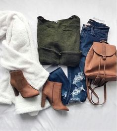everyday outfits for moms,everyday outfits simple,everyday outfits casual,everyday outfits for women Teen Fashion Outfits, Mode Outfits, Cute Fashion, Womens Fashion, Style Fashion, Fashion Black, Fashion Fashion, Fashion Ideas, Vintage Fashion