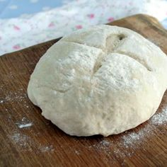 Gluten Free Pizza Dough Recipe #lowFODMAP