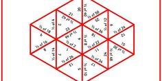 Six differentiated tarsia puzzles to find fractions of amounts.