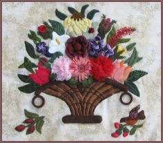 Quilt Inspiration: Basket Quilts Part 2