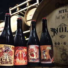 Have A Taste Of The Beers In The Tap Room In This Brewery In NOLA Brewing Company