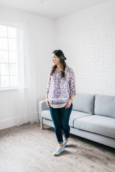 Stitch Fix Review April 2017 - Perfect for Mother's Day | spring style ideas | spring outfit ideas | spring fashion | spring Stitch Fix reveal || Sandy A La Mode
