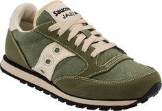 Saucony Jazz Low Pro Vegan Women casual sneaker (Green)
