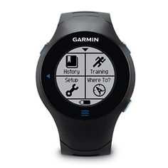 The Garmin Forerunner 610 is an updated version of the old standby runners depend on.  Track your distance, pace, calories and heart rate with this reliable, easy to use, gadget.