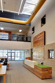 Gloria Marshall Elementary School / SHW Group