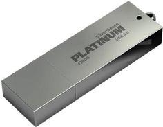 Clé USB : Platinum SilverSpeed Clé USB 128 Go USB 3.0 Argent/Blanc: Amazon.fr: Informatique