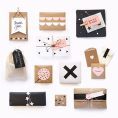 Wrap It Kit by Blank Goods for Dunne with Style #dunnewithstylewrapit #dunnewithstyle