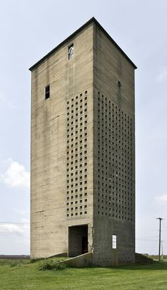 ken mccown   -  Square Silo Northeast Side