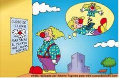 ¿Qué es un payaso? ¿Qué es un clown? Definición de la figura del clown o payaso actual por Alex Navarro.