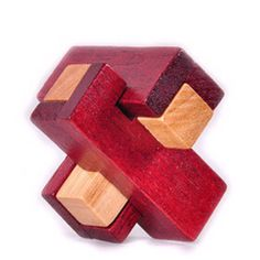 """$24.95 - NOW $19.95 Classic IQ Brain Teaser 3D Wooden Puzzles FREE SHIPPING These custom designed """"Classic IQ Brain Teaser 3D Wooden Puzzles"""" are a MUST HAVE! Designed with premium high quality materi"""