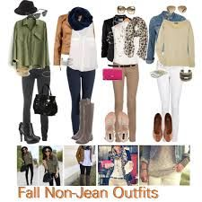 fall jean outfits - Google Search