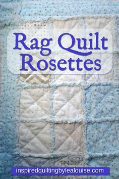 Learning how to make a crib size rag quilt is much easier when you keep these 5 key tips in mind. With the correct fabric & methods you can make a rag quilt Diy Quilting Projects, Quilting Tips, Quilt Tutorials, Sewing Projects, Rag Quilt Patterns, Beginner Quilt Patterns, Rag Quilt Instructions, Low Volume Quilt, Baby Rag Quilts