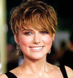 coiffure courte brune 2013 - Recherche Google
