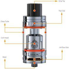 Atomiseur SmokTech TFV8 - 26,70€ fdp in -- http://www.vapoplans.com/2016/05/atomiseur-smoktech-tfv8-2760-fdp-in.html