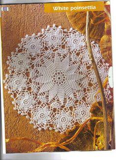 Photo: Hand Fan, Crochet Lace, Doilies, Album, Archive, American Games, Tejidos, Crochet Trim, Filet Crochet