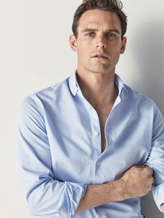Men's Casual Shirts | Massimo Dutti Spring Summer Collection 2018