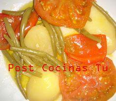 CAZUELA DE VERDURAS ~ Post Cocinas Tu