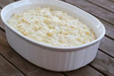 Corn Souffle Recipe - great Thanksgiving side dish #thanksgiving