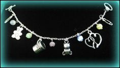 New Baby Mother's Bracelet by Purrwoof on Etsy, $9.00