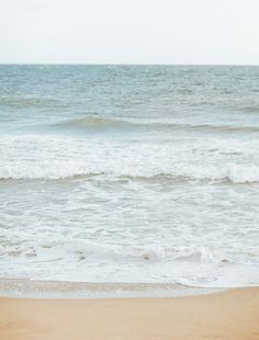 I can't not think of God when I see the beauty and vastness of the ocean...love!