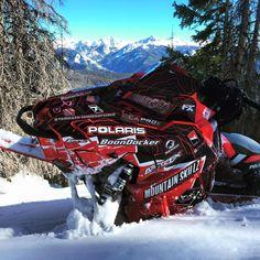 Matt Entz Mountain Skillz Arcticfx Wrap 2016 Polaris Pro Rmk Axys