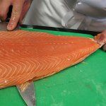 Farmed Salmon — one of the most toxic foods in the world Health Tips, Health And Wellness, Health Fitness, Healthy Holistic Living, Healthy Living, Diabetes, Toxic Foods, Beef Patty, Fish Farming