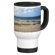 Aruba Rocky Ocean View Mugs    •   This design is available on t-shirts, hats, mugs, buttons, key chains and much more    •   Please check out our others designs and products at www.zazzle.com/zzl_322881145212327*