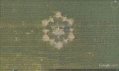 Avebury-Ghost-Close-Up, Stratford, London Stratford London, Crop Circles, Make Your Mark, England, Street View, Earth, Google, Image, United Kingdom
