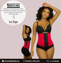 Feature * * Focus on the waist. Wear Vedette waist cinchers designed meticulously, that envelopes your figure, thus giving you sensual curves and a slimmer waist. It has hook-and-eye front closure for security while giving you unique compression only Vedette can give. * * #faja #fajas #florida #waisttraining #waistshaper #activewear #weightloss #momlife #gym #fitness #health #shapewear #fajacolombiana #fajaspostparto #madeincolombia #corset #vedetteshapewear