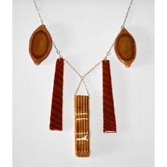 5 piece Tribal necklace
