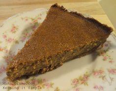 Pumpkin Cheesecake: MamalDiane