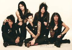 Blog Music de Black-Veil-Brides-France - Black Veil Brides - Skyrock.com