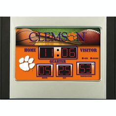Clemson office and desk accessories | The Peahuff Times