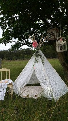 Check out this item in my Etsy shop https://www.etsy.com/au/listing/289156687/teepee-play-tent-lace-teepee-handmade-by