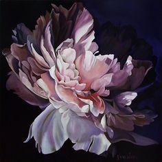 Featuring artwork by © Diana Watson - Deep Purple | Anthea Polson Art Gallery Gold Coast QLD