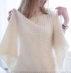 """637 Synes godt om, 20 kommentarer – Suvi (@suviknits) på Instagram: """"I love the combination of beautiful texture and soft yarn! It was such a relaxing knit, the lace…"""""""