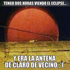 Eclipse...