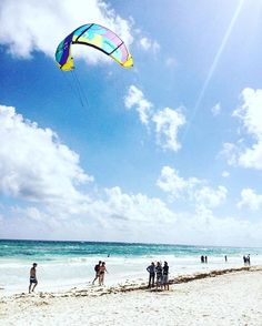 From mexicancaribbeankitesurfKite in the morning and more kite in the afternoon... It is all about learning how to kitesurf folks!! Have a nice weekend everyone!! . #mexicancaribbeankitesurf #kite #kitesurfing #kiteboarding #kitetulum #kitemexico #kiteschool #kiteboardingtulum #kitesurfingtulum #kitesurftulum #kitecentertulum #tulum #ahautulum…