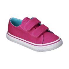 Toddler Girl's Circo® Donita Canvas - Pink Quick Information