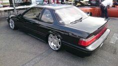 Honda Prelude | Lowered, Slammed, Hellaflush, USDM