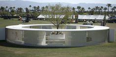 ArchLife: Arquitetura Efêmera - Coachella 2016