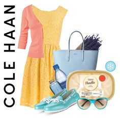 """Hit the Road With Cole Haan: Contest Entry"" by thysania ❤ liked on Polyvore featuring Cole Haan, Fat Face, Lacoste, Le Couvent des Minimes, MICHAEL Michael Kors, colehaangrantlte and colehaancontest"