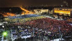 Can Romanians turn protests against corruption into a struggle against imperialism?
