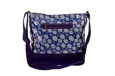 Our very popular Daisy Print Cross Body bag for #SS15. For more in this range see the full collection at http://bewitched-accessories.co.uk