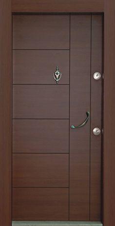 Main Door Interior House Ideas For 2019 Wooden Front Door Design, Wood Front Doors, The Doors, Entry Doors, Panel Doors, Screen Doors, Sliding Doors, Front Entry, Modern Wooden Doors