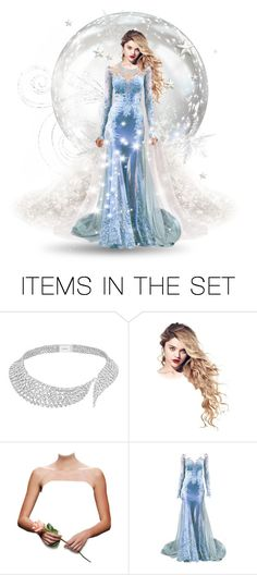 """It Looks Like I'm the Queen"" by angelc ❤ liked on Polyvore featuring art"