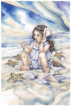 """Whispers Of The Sea"" by Jody Bergsma."