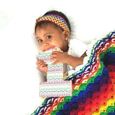 Eating a tasty cookie from @letisconfectionerydreams  #crochet #handmade #crocheted #instacrochet #instacraft #motherslove #love #rainbow #blanket #crochetblanket #crocheting #babyblanket #rainbowbaby #baby #babygirl #blackbusiness #smallbusiness  #photography #photoprop  #supportsmallbusiness #photo #smallbusinessowner #instapreneur  #entrepreneurs #decor #dmv #vabeach #757 by taquiascustomcreations