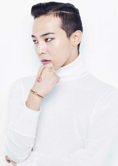 "G-Dragon for Chow Tai Fook | HappyJiYongDay 18Aug, saengil chukae uri one of a kind , genius, world's star nd fashion icon, leader G Dragon oppa . Happy birthday sweet n humble Kwon JiYong, comeback soon pls :""3"
