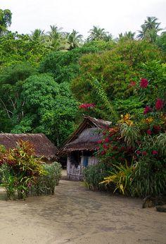 vanuatu village. Just like how I remember it.